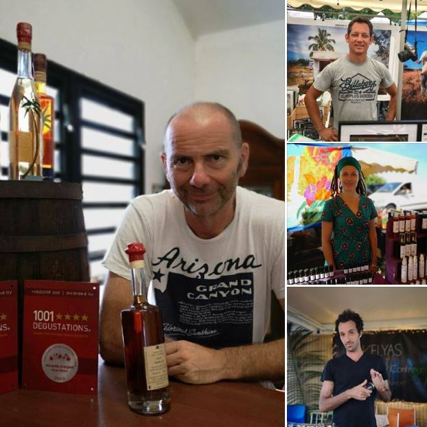 Michel, Olivier, Marie-Line et Patrice sont les Nouveaux-venus de la semaine !