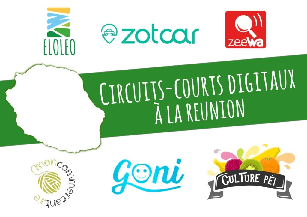 les circuits courts digitaux à la Réunion