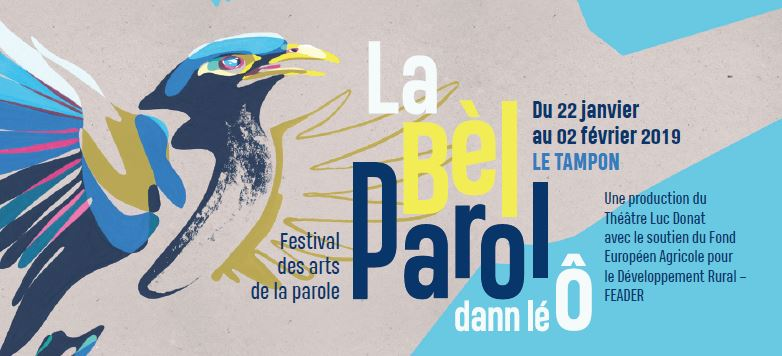 Programme du Festival La Bèl Parol dann lé Ô