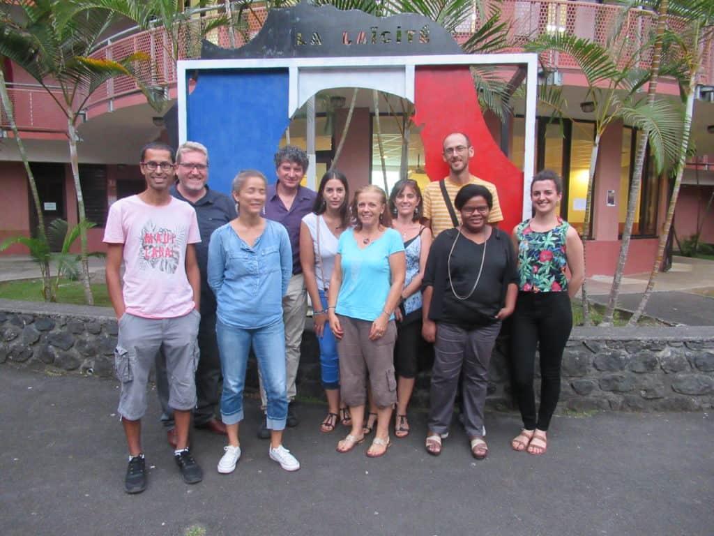 Fonnkèr Marmaye – Graines d'espoir à la Réunion