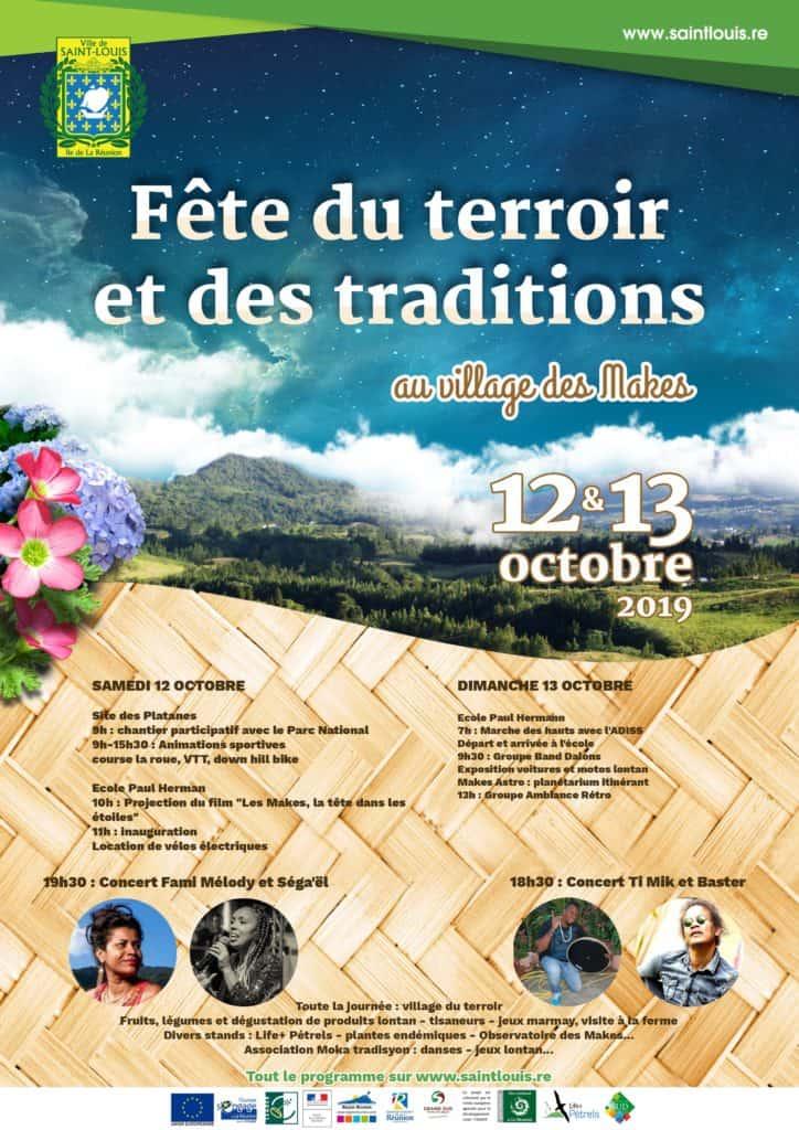 La Plaine des Makes célèbre le terroir – samedi 12 et dimanche 13 octobre 2019