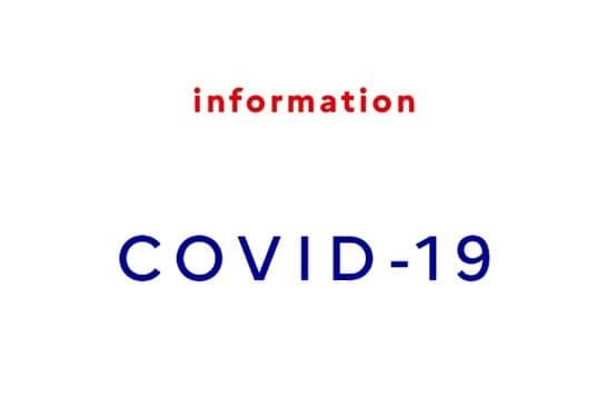 Les bons gestes de prévention CORONAVIRUS