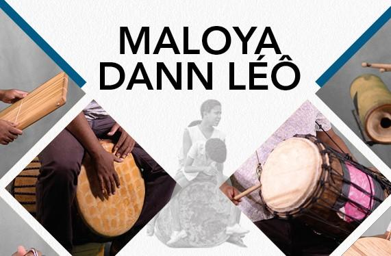 Maloya Dann Léô : stages d'initiation aux rythmes et instruments du maloya