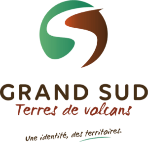 Logo Gal Grand Sud - Terres de volcans