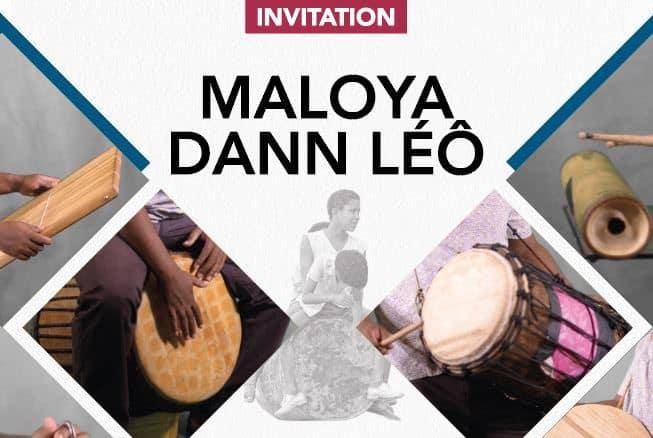 Maloya Dann Léô – Ateliers d'initiation aux rythmes et instruments du Maloya