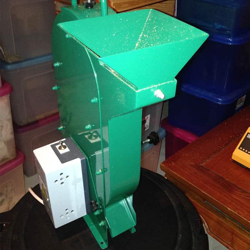 Acquisition de matériels pour la préparation des cerises de café