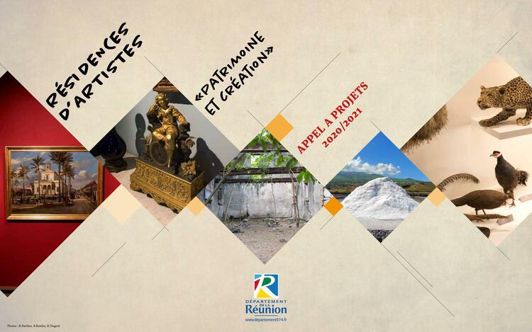 Appel à projet : résidences d'artistes « Patrimoine et création » 2020