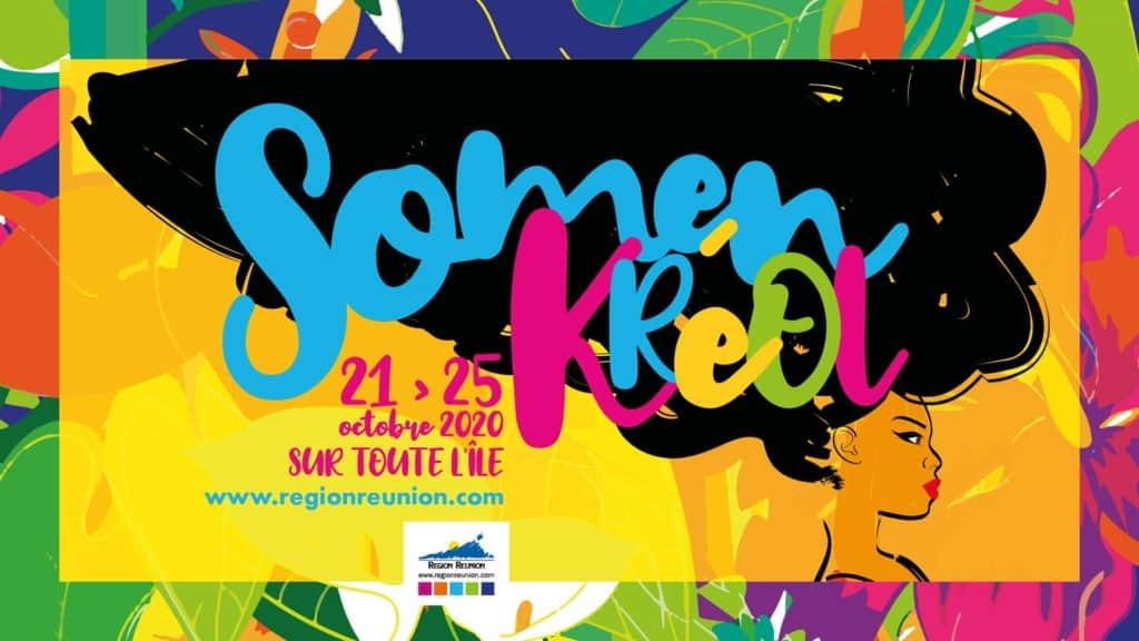 SOMÈN KRÉOL 21 au 25 octobre 2020