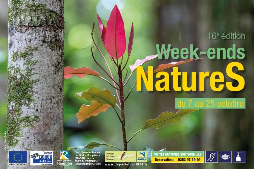 16ème édition des Week-ends Natures
