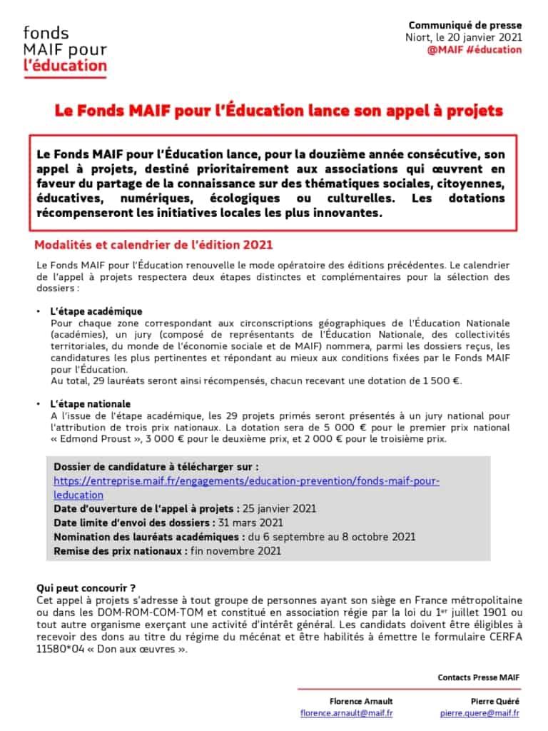 Communique de presse lancement aap 2021 page 0001