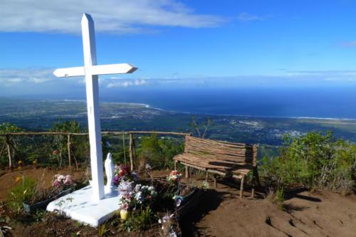 Piton La Croix à l'Étang-Salé