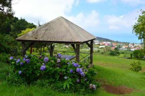Point de vue sur Le Tévelave